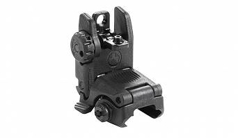 Folding Aperture Sight by Magpul, Model : MBUS Sight Rear - MAG248