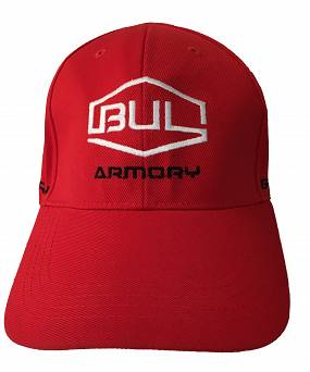 BUL Armory red hat
