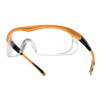 Bolle Safety TARGA Orange Clear glasses - protective - TAPSI
