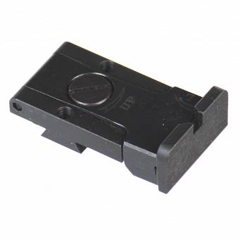 BUL Adjustable Rear Sight (bul cut) #20701