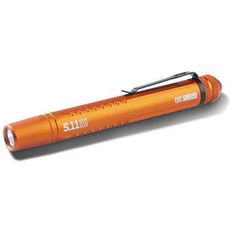 Flashlight 5.11 EDC PL 2AAA kolor: WTHRD ORANGE