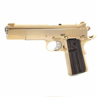 Bul 1911 Classic Government LIMITED All Gold (24 carats) cal.45 ACP