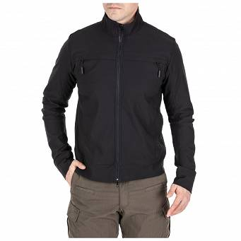 Kurtka męska 5.11 PRESTON JACKET kolor: BLACK