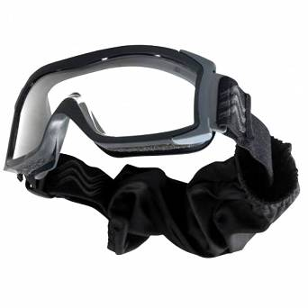 Bolle Tactical - Ballistic Goggles - X1000 - Dual Lens