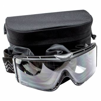Ballistic goggles by Bolle Tactical , Model : X810