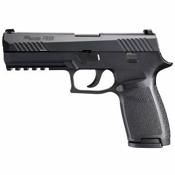 Pistol by Sig Sauer, Model : P320 Full Size, Caliber 9mm