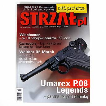Strzał.pl - No. 12/2016 - a specialized magazine about weapons