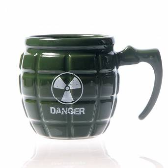 Mug granate DANGER