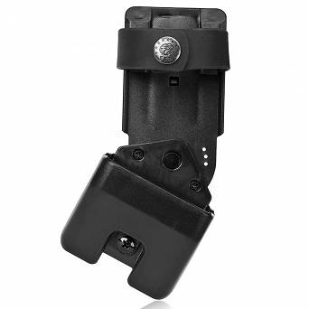 Handle, holster for Taser ESP Power Max and Scorpy Max