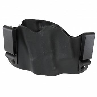 Universal Compact Stealth Operator Holster - Black, IWB, LH - Phalanx H60215