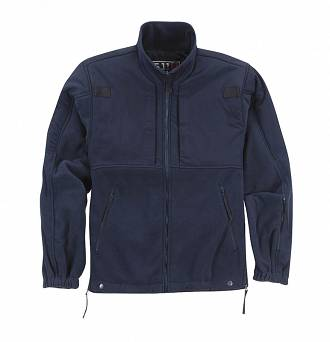 Bluza meska polar 5.11 TACTICAL FLEECE kolor: DARK NAVY