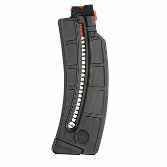 Magazine MP15 by S&W, 25 rounds, Caliber : 22LR